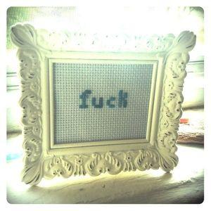 Sassy Framed Art
